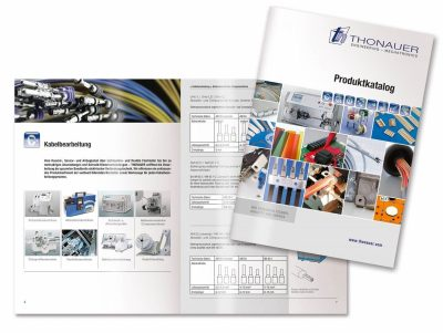 Lighthouse Werbeagentur Case Study Produktkatalog
