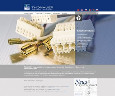 Lighthouse Werbeagentur Case Study Website