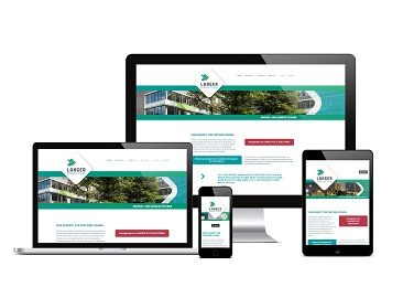 Lighthouse Portfolio: Webdesign